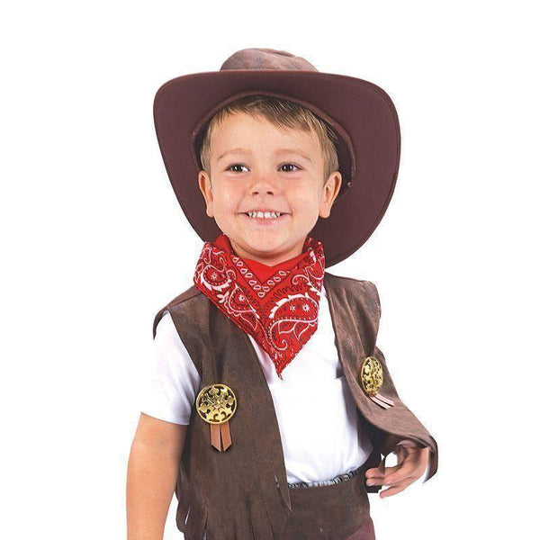 Boys Cowboy Toddler Childrens Costumes Male Toddler Halloween Costume - Boys Costumes Mad Fancy Dress