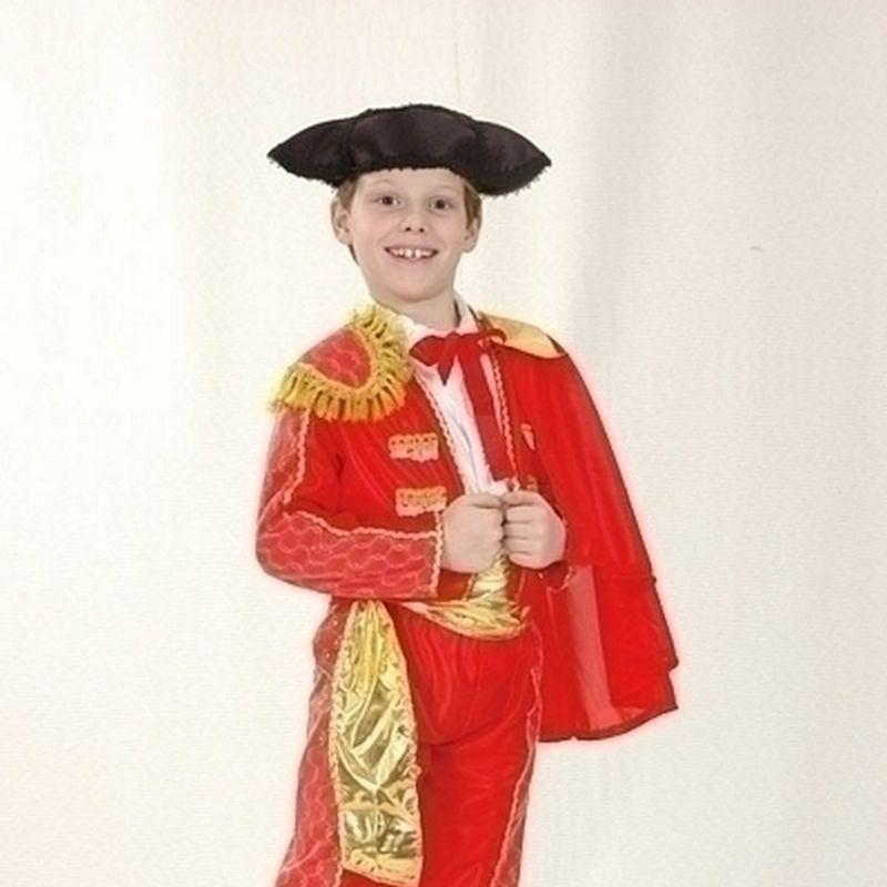 Boys Matador |Small| Childrens Costumes Male Small 5 7 Years Halloween Costume - Boys Costumes Mad Fancy Dress