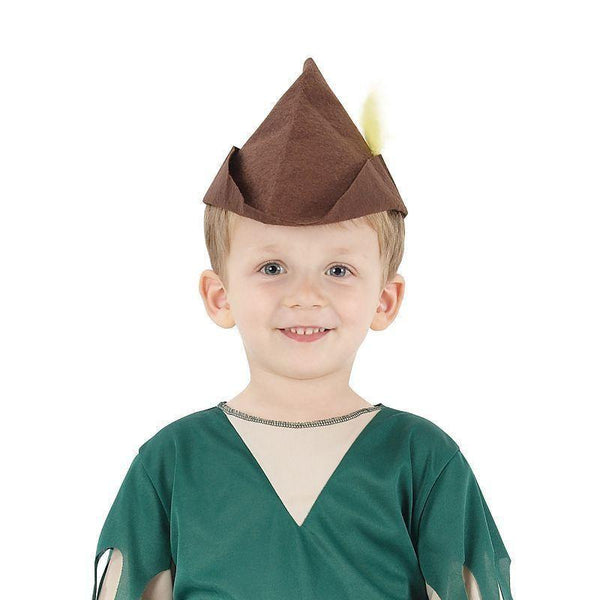 Boys Robin Hood Toddler Childrens Costumes Male Toddler Halloween Costume - Boys Costumes Mad Fancy Dress