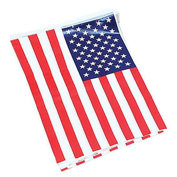 Bunting Usa 7M 25 Flags |Party Goods| Unisex 7M - Party Supplies Mad Fancy Dress