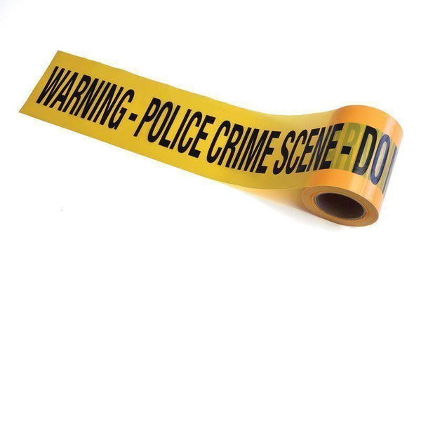 Crime Scene Tape |General Jokes| Unisex One Size - Jokes And Novelties > Practical Jokes Mad Fancy Dress