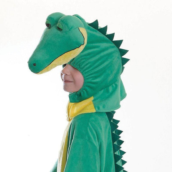 Crocodile 128Cm| Childrens Costumes| Unisex 128Cm - Boys Costumes Mad Fancy Dress