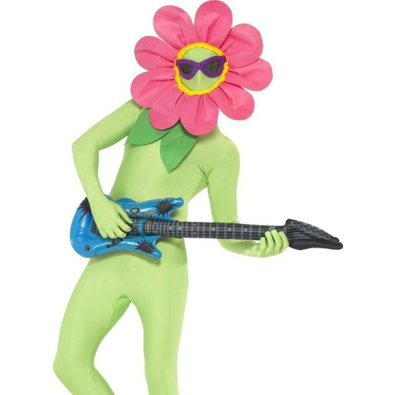 Dancing Flower Kit Adult Green - Funnyside Fancy Dress Mad Fancy Dress