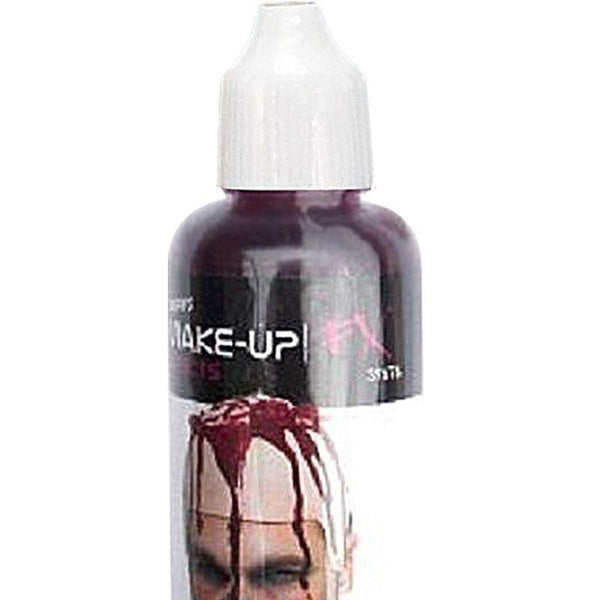 Professional Style Gel Blood Adult Red - Cosmetics & Disguises Mad Fancy Dress