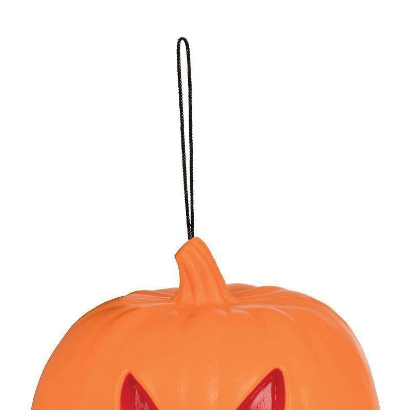 Pumpkin Light Up Baterry Operated |Halloween Items| Unisex One Size - Halloween Costumes And Accessories Mad Fancy Dress