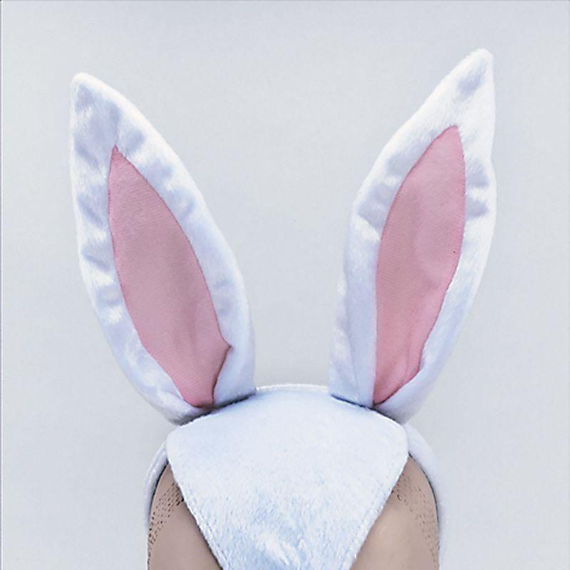 Rabbit Mask & Sound |Eye Masks| Unisex One Size - Eye Masks Mad Fancy Dress