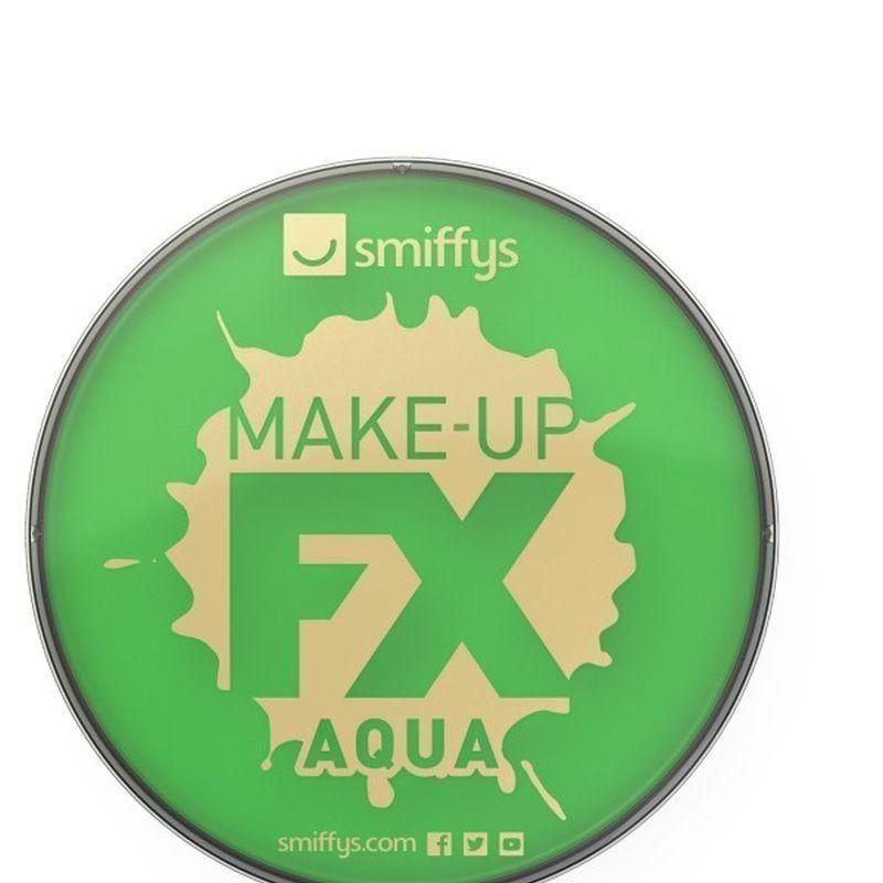 Smiffys Make Up Fx Adult Green - Cosmetics & Disguises Mad Fancy Dress