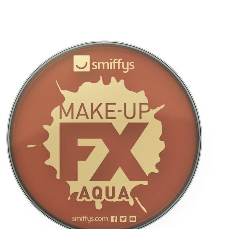 Smiffys Make Up Fx Adult Light Brow - Cosmetics & Disguises Mad Fancy Dress