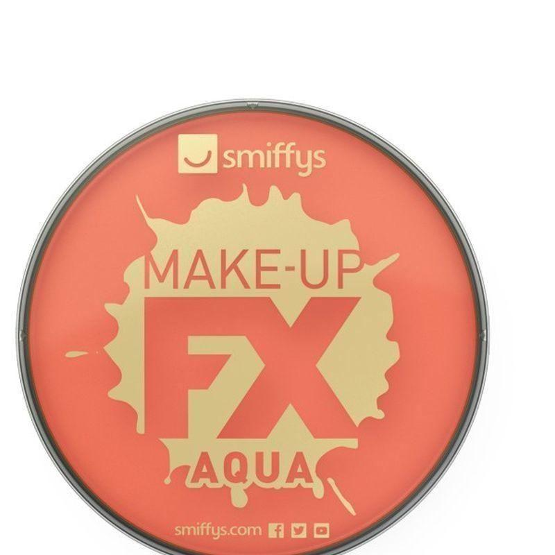Smiffys Make Up Fx Adult Orange - Cosmetics & Disguises Mad Fancy Dress