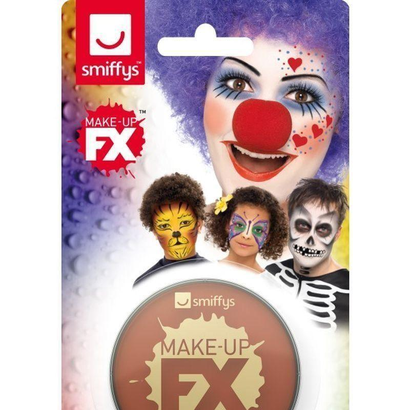 Smiffys Make Up Fx On Display Card Adult Light Brow - Cosmetics & Disguises Mad Fancy Dress