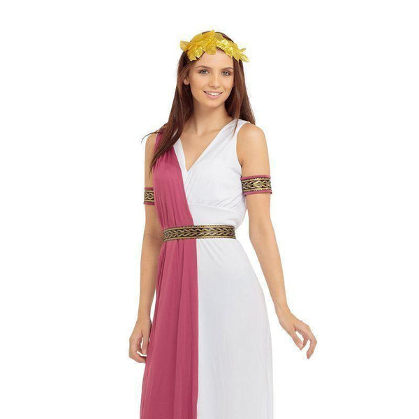 Womens Greek Goddess |Adult Costumes| Female Uk Size 10 14 Halloween Costume - Generic Costumes > Generic Mens Costumes Mad Fancy Dress