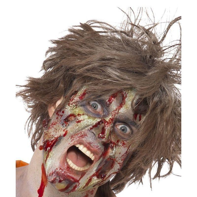 Zombie Latex Kit Adult Natural - Cosmetics & Disguises Mad Fancy Dress