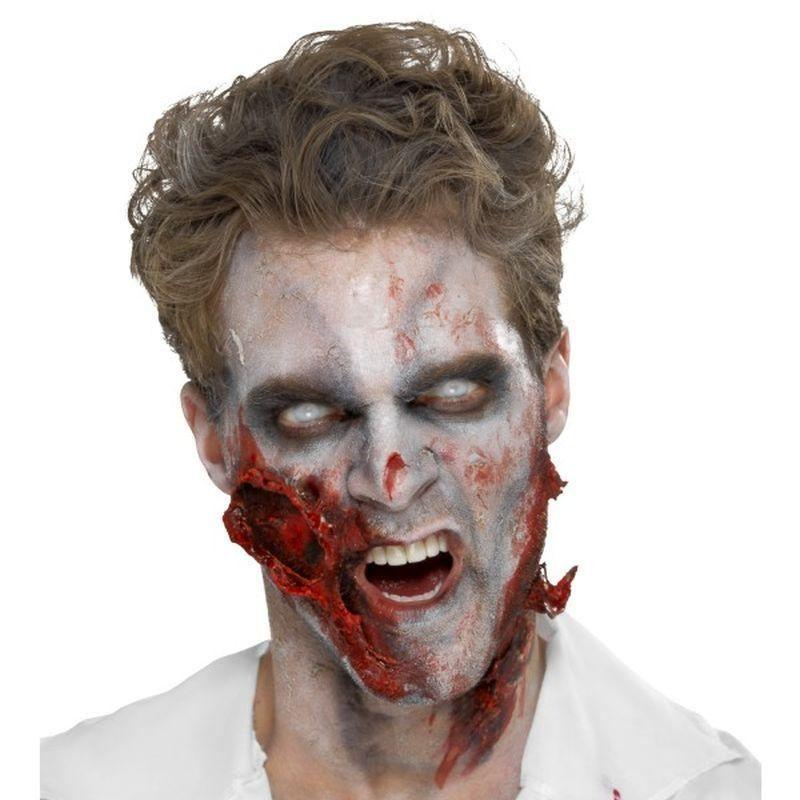 Zombie Liquid Latex Low Ammonia Adult Clear - Cosmetics & Disguises Mad Fancy Dress