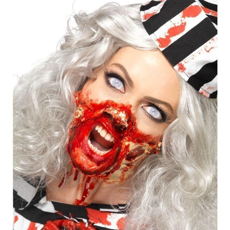Zombie Liquid Latex Low Ammonia Adult Flesh - Cosmetics & Disguises Mad Fancy Dress