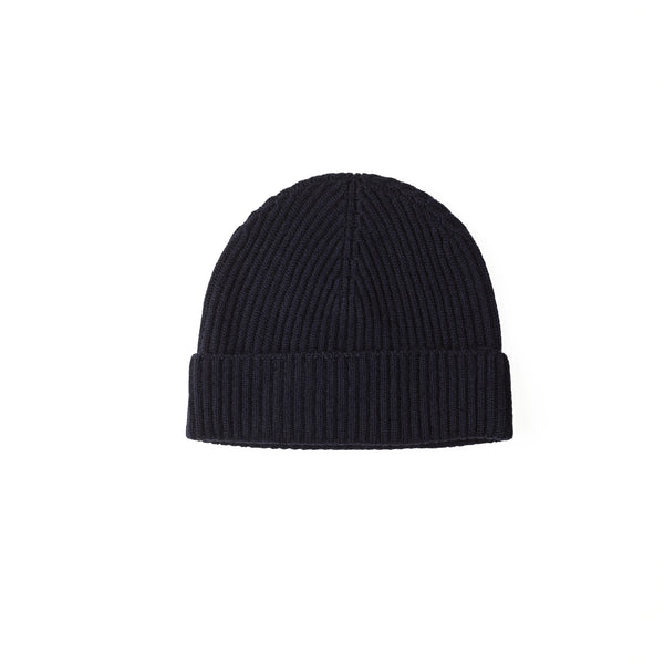 Cashmere Hat - Blue