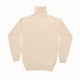 Chunky Turtleneck - Cream