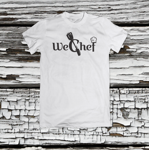 We Chef - Short-Sleeve Unisex T-Shirt