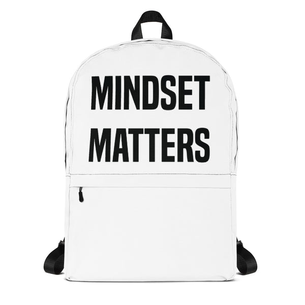 Mindset Matters Backpack