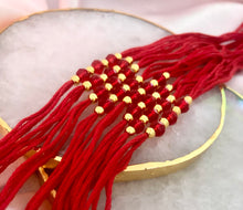 Load image into Gallery viewer, Wedding Ganneh - Ganna / Mauli Red Thread