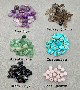Mums are like Buttons - Gemstone
