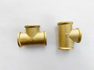 [211] Brass Female Tee 15mm - NZ Pipe