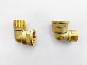 [213] Brass Male/ Female Elbow 15mm
