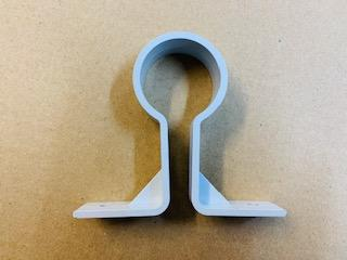 [1148] PVC waste clip 32mm