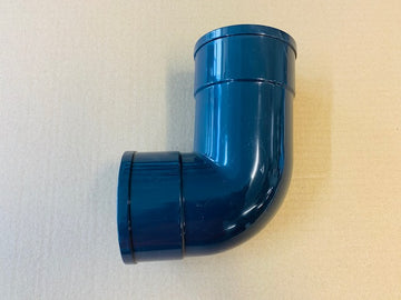 [1911]Downpipe Elbow 90 degree -- Dark Grey