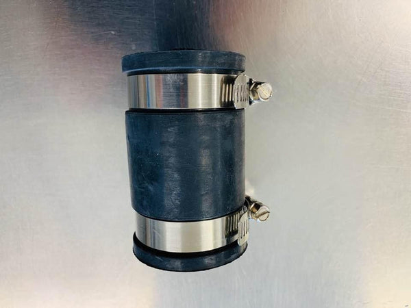 [704] 40mm plumb quick / rubber coupling - NZ Pipe