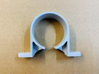 [1147] PVC waste clip 40mm