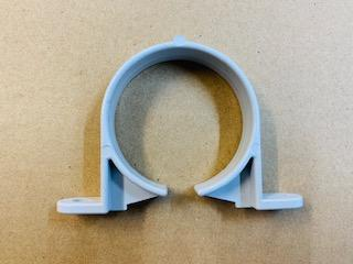 [1146]  PVC waste clip 50mm