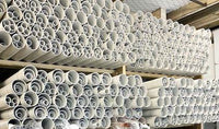 [1106]  PVC Waste pipe  100MM X 5.8M