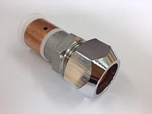 [35] Copper Male Adaptor (20mm)
