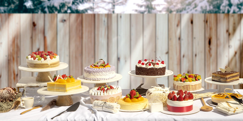 Cakes (Store Pick-up Only)