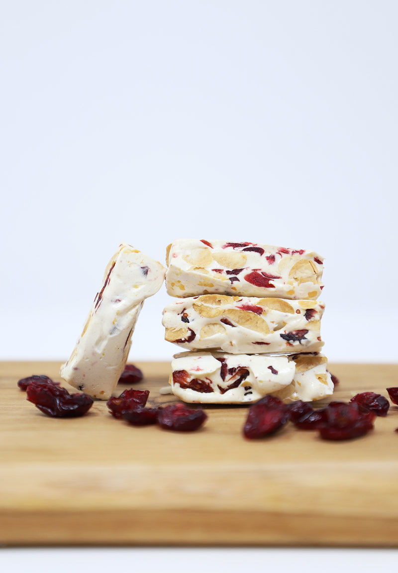 Cranberry Nougat Candy (Bag)