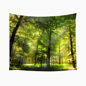 Lush Forest Tapestry