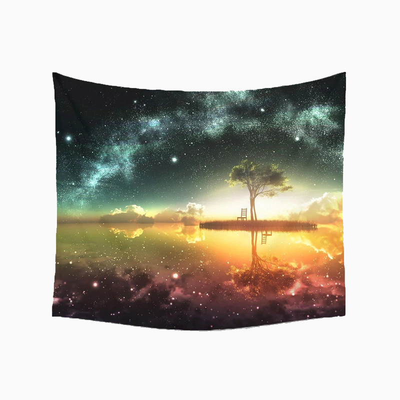 Magical Night Tapestry