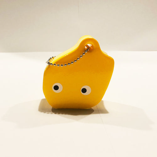 GON-CHAN FLOATING KEYHOLDER (YELLOW)