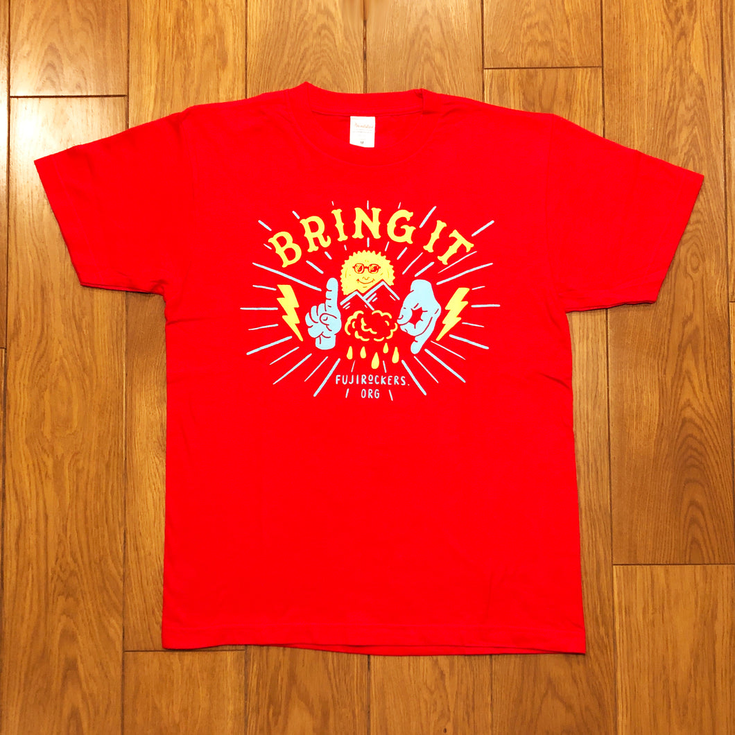 BRING IT T SHIRTS (RED)