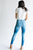 Boys In The Yard High Rise Button Fly Skinny