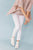 Roll It Out Kancan High Rise Button Fly Skinny in White
