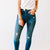 Everyday Denim Skinnies - Distressed