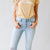 Stand Up Kancan High Rise 4 Button Skinny