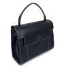Crossbody Simple Stylish Ladies Leather Handbag Crossbody Bag Black
