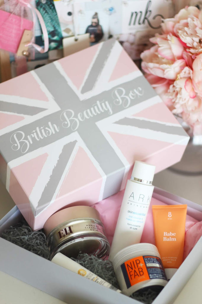 A British Beauty Box Review from a Beauty Blogger!