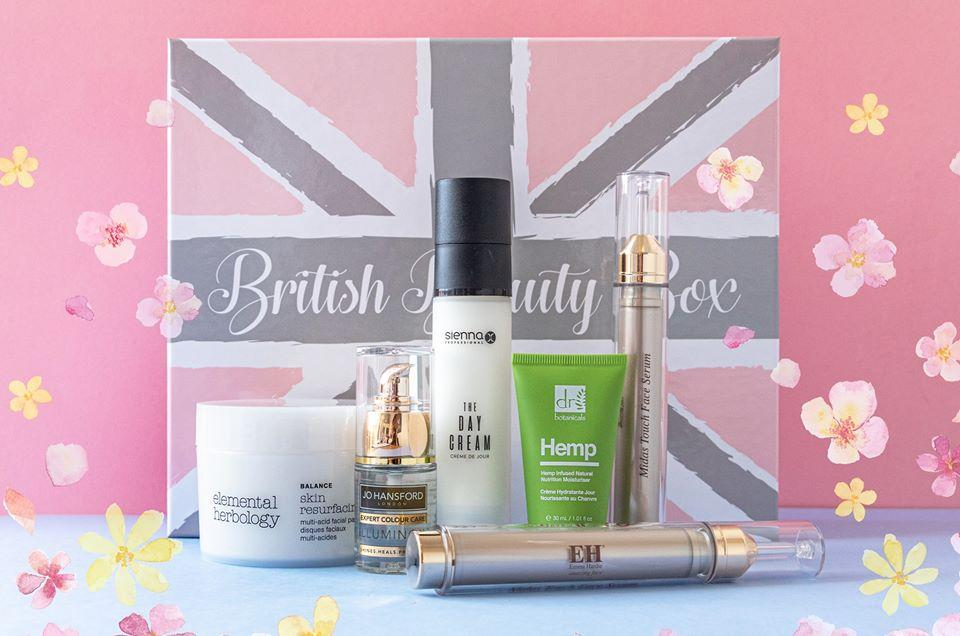 2020 Spring Box - worth over £160!