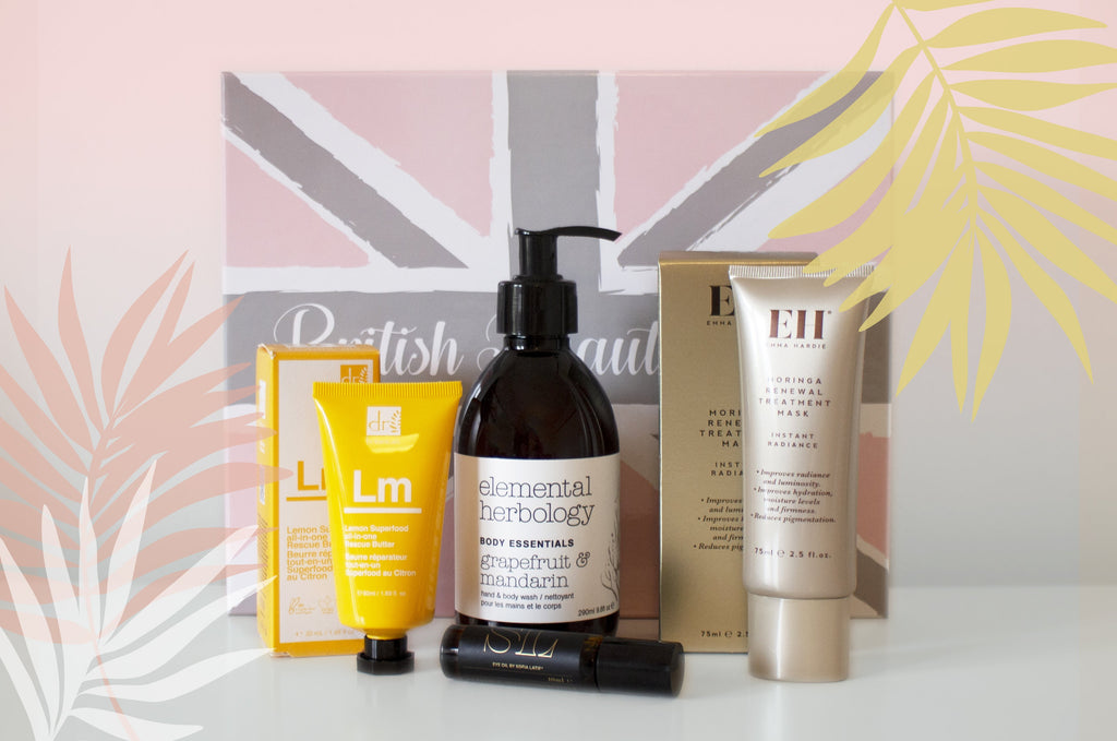 2020 Summer Box - worth over £102!