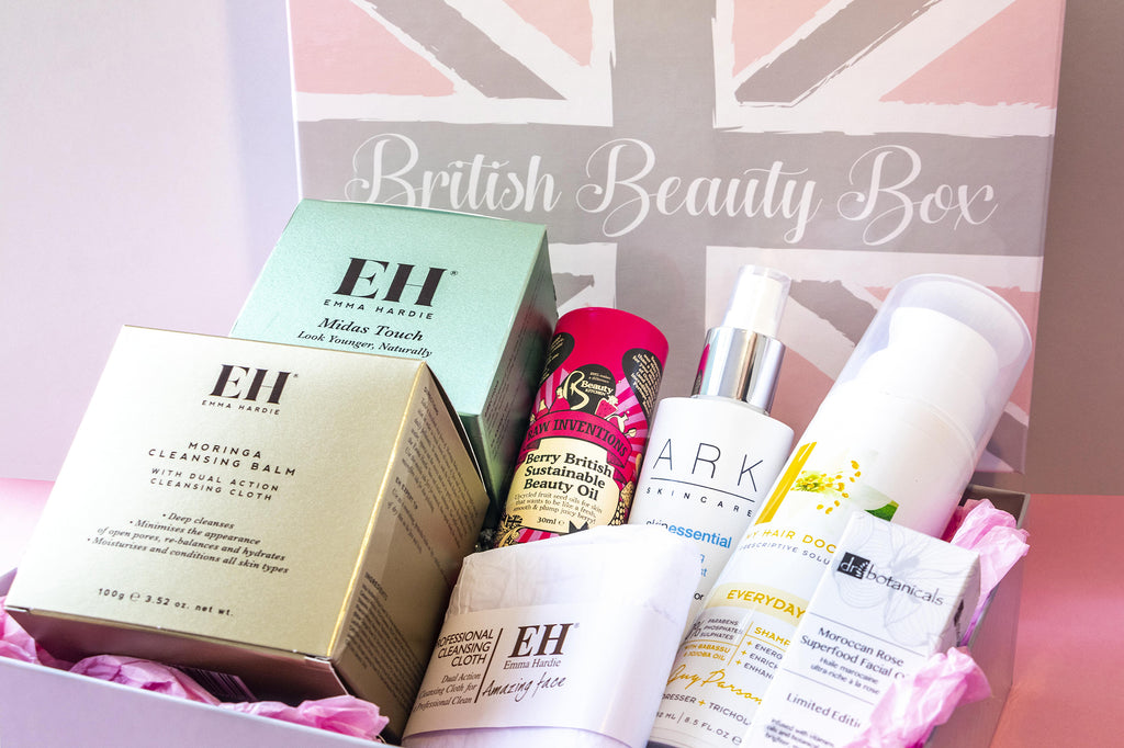 Spring Box - Worth over £170!