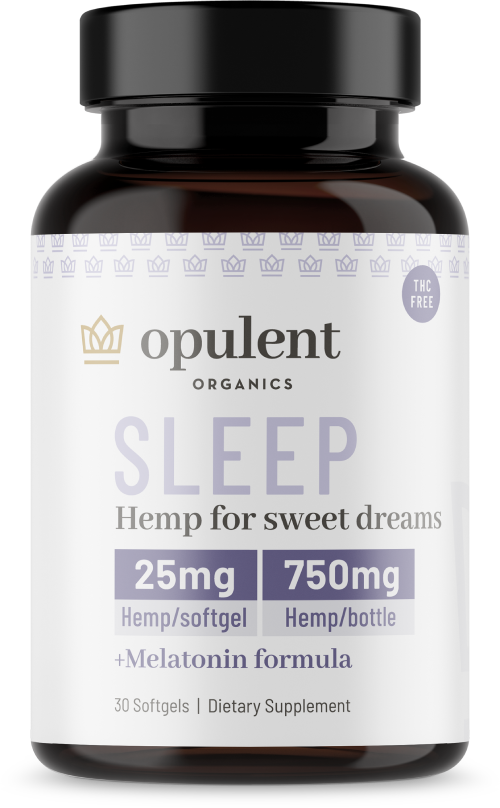 Sleep Hemp Softgels