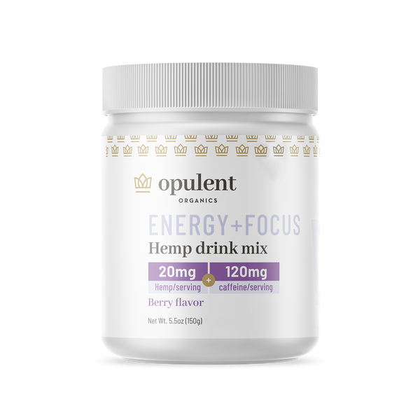 CBD Energy+Focus Drink Mix